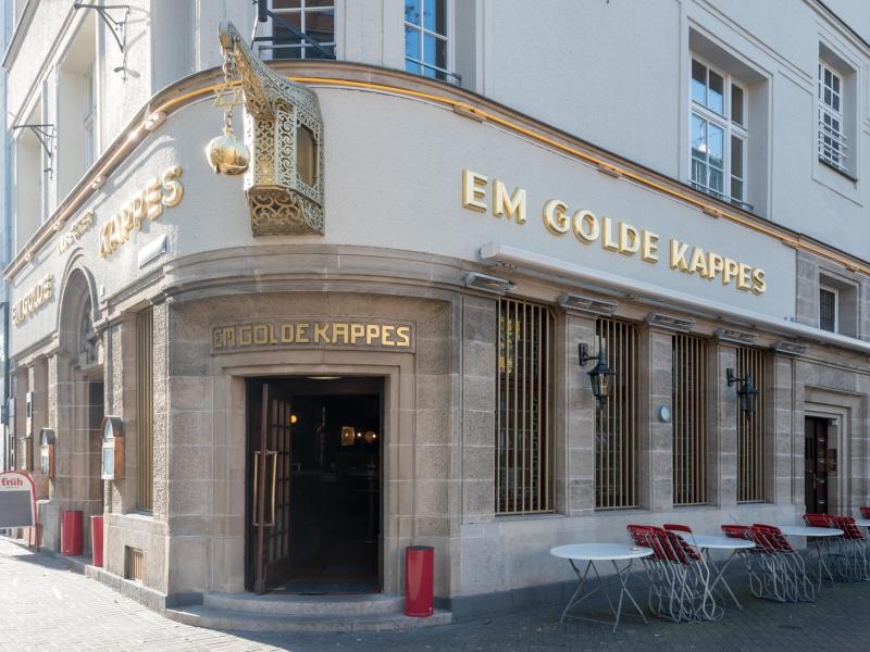 Goldener Kappes Köln